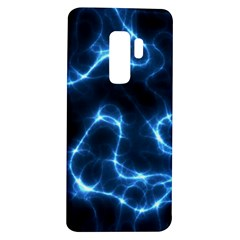 Lightning Electricity Pattern Blue Samsung Galaxy S9 Plus Tpu Uv Case by Mariart