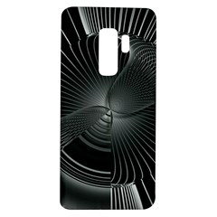 Lines Rays Background Light Samsung Galaxy S9 Plus Tpu Uv Case by AnjaniArt
