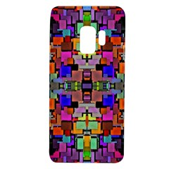 Abstract-a-4 Samsung Galaxy S9 Tpu Uv Case