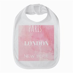 Paris Bib by Lullaby