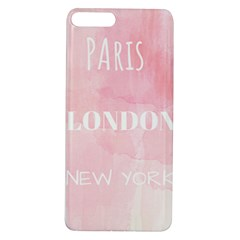 Paris, London, New York Apple Iphone 7/8 Plus Tpu Uv Case