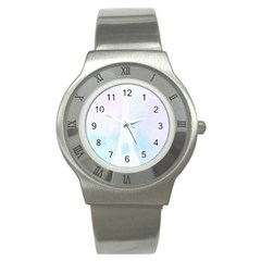Pastel Eiffel s Tower, Paris Stainless Steel Watch