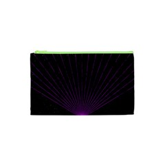 Laser Show Festival Cosmetic Bag (xs) by HermanTelo