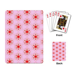 Pattern Texture Playing Cards Single Design (rectangle)