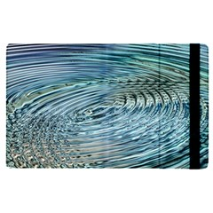 Wave Concentric Waves Circles Water Apple Ipad Mini 4 Flip Case