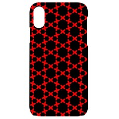 Pattern Seamless Texture Design Iphone Xr Black Uv Print Case