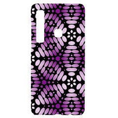 Pattern Purple Seamless Design Samsung A9 Black Uv Print Case by Simbadda