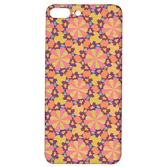 Pattern Decoration Abstract Flower Iphone 7/8 Plus Soft Bumper Uv Case