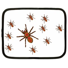 Insect Spider Wildlife Netbook Case (xl)