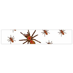 Insect Spider Wildlife Small Flano Scarf by Mariart