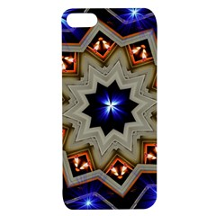 Light Abstract Structure Star Pattern Toy Circle Christmas Decoration Background Design Symmetry Apple Iphone 7/8 Tpu Uv Case