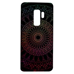 Mandala Fractal Pattern Samsung Galaxy S9 Plus Tpu Uv Case