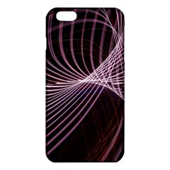 Light Sunlight Spiral Flower Line Color Electricity Circle Lightpaint Symmetry Shape  Macro   Iphone 6 Plus/6s Plus Tpu Case