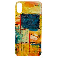Abstract Painting Acrylic Paint Art Artistic Background Apple Iphone Xs Tpu Uv Case
