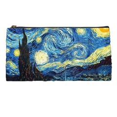 Starry Night Pencil Cases by Vaneshart
