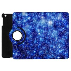 Blurred Star Snow Christmas Spark Apple Ipad Mini Flip 360 Case