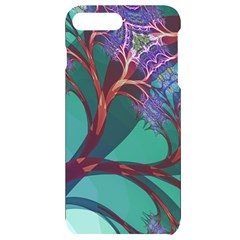 Art Fractal Artwork Creative Iphone 7/8 Plus Black Uv Print Case by Wegoenart