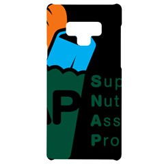 Logo Of Supplemental Nutrition Assistance Program Samsung Note 9 Black Uv Print Case  by abbeyz71