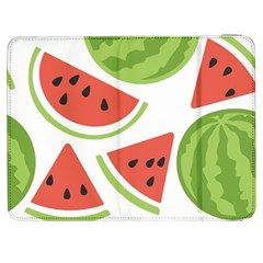 Watermelon Juice Auglis Clip Art Watermelon Samsung Galaxy Tab 7  P1000 Flip Case by Vaneshart
