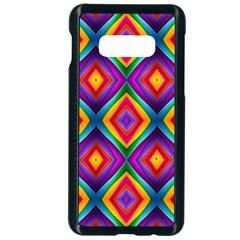 Abstract-b-1 Samsung Galaxy S10e Seamless Case (black)