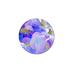 Flowers Abstract Colorful Art Golf Ball Marker (10 Pack)