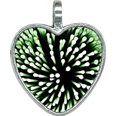 Bacteria Bacterial Species Imitation Heart Necklace