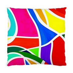 Abstract Background Standard Cushion Case (two Sides) by Vaneshart