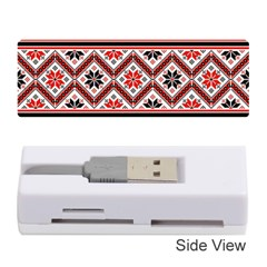 Folklore Ethnic Pattern Background Memory Card Reader (stick) by Vaneshart