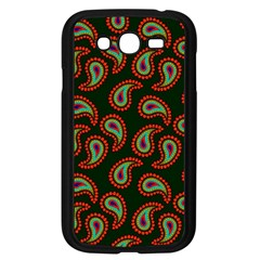 Seamless Paisley Pattern Samsung Galaxy Grand Duos I9082 Case (black)