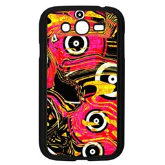 Abstract Clutter Samsung Galaxy Grand Duos I9082 Case (black)