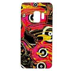 Abstract Clutter Samsung Galaxy S9 Tpu Uv Case by Vaneshart