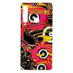 Abstract Clutter Samsung Galaxy A9 Tpu Uv Case
