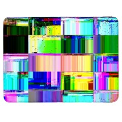 Glitch Art Abstract Samsung Galaxy Tab 7  P1000 Flip Case