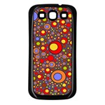 Zappwaits Pop Samsung Galaxy S3 Back Case (Black) Front