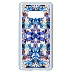 Abstract 22 Samsung Galaxy S10e Seamless Case (white) by ArtworkByPatrick