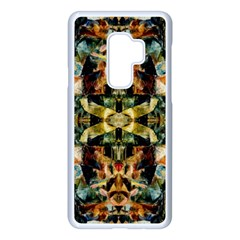Abstract 22 1 Samsung Galaxy S9 Plus Seamless Case(white)