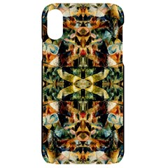 Abstract 22 1 Iphone Xr Black Uv Print Case