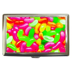 Vibrant Jelly Bean Candy Cigarette Money Case by essentialimage