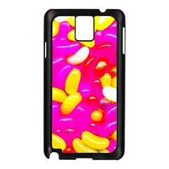 Vibrant Jelly Bean Candy Samsung Galaxy Note 3 N9005 Case (black) by essentialimage