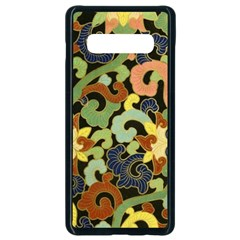 Abstract 2920824 960 720 Samsung Galaxy S10 Plus Seamless Case (black) by vintage2030