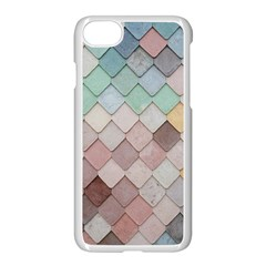 Tiles Shapes 2617112 960 720 Iphone 8 Seamless Case (white) by vintage2030