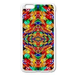 Abstract 30 Iphone 6 Plus/6s Plus Enamel White Case by ArtworkByPatrick