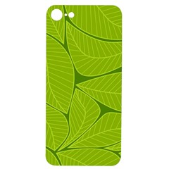 Pattern Leaves Walnut Nature Iphone 7/8 Soft Bumper Uv Case