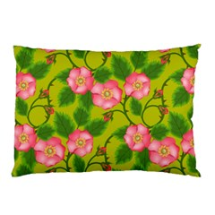 Roses Flowers Pattern Pillow Case