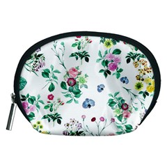 Leaves Green Aop Accessory Pouch (medium)