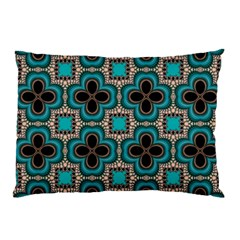 Seamless Wallpaper Pattern Pillow Case (two Sides) by Vaneshart