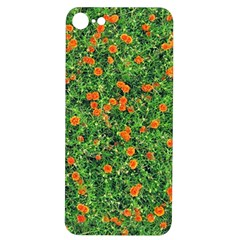 Carnations Flowers Seamless Iphone 7/8 Soft Bumper Uv Case
