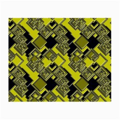 Seamless Pattern Background Small Glasses Cloth