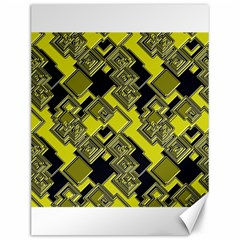 Seamless Pattern Background Canvas 12  X 16