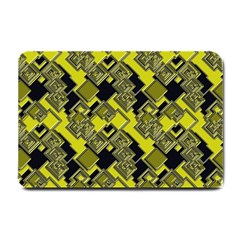 Seamless Pattern Background Small Doormat